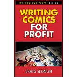 Writing comics for profit
