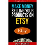 Make money selling your products on Etsy