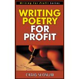 Writing poetry for profit