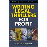 Writing legal thrillers for profit